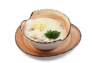 КОМБО Сливочно-сырный суп с курицей 300г