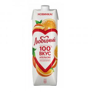Сок Апельсиновый 0.95л
