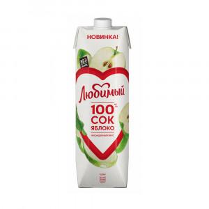 Сок Яблочный 0.95л