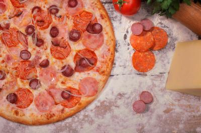 Пицца «Супер мясная»